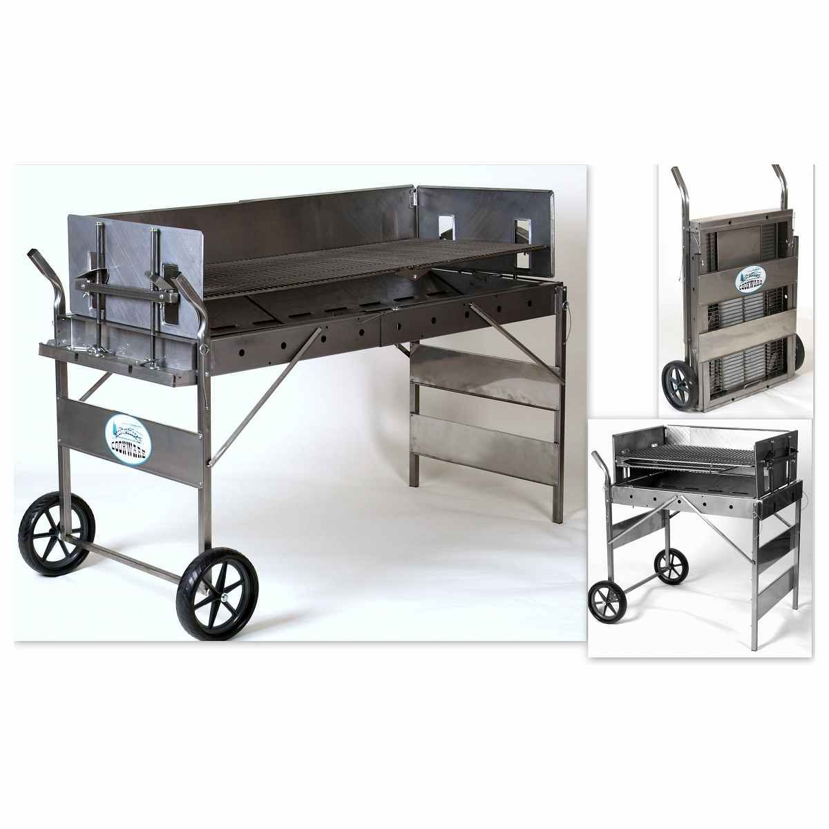 Rocky Mountain Bear Tooth Charcoal Grill