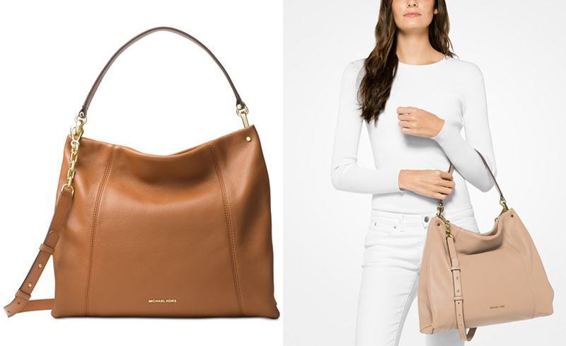 d06c8eba39016e MICHAEL Michael Kors Lex Large Convertible Hobo - Hobo Bags - Handbags &  Accessories - Macy's