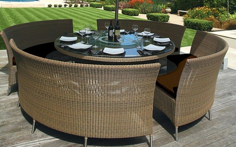 35 Exciting Outdoor Dining Furniture And Decor Ideas Diningroom