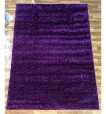 Best Ebern Designs Prejean Shaggy Purple Area Rug Purple Area 640 x 480