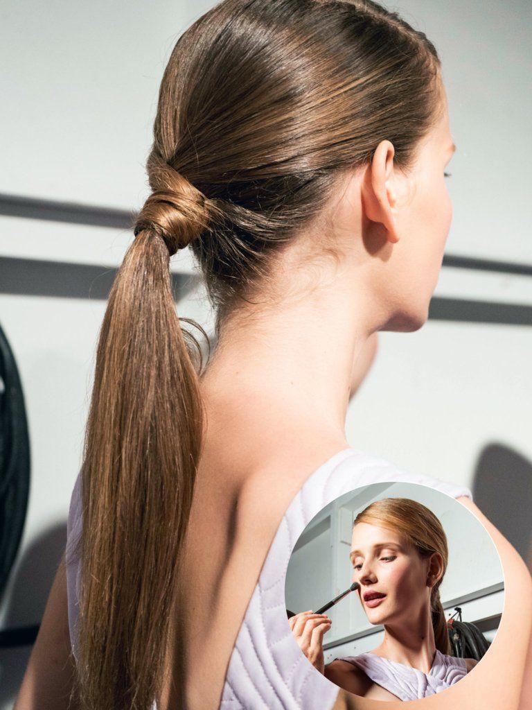 Frisur: Schnelle Frisuren zum Nachstylen