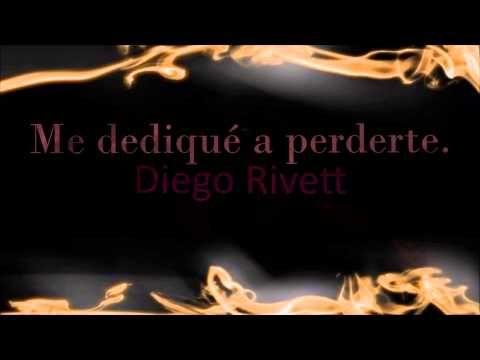 Me Dediqué A Perderte Diego Rivett Cover Alejandro Fernández Alejandro Fernandez Pierdete Alejandro