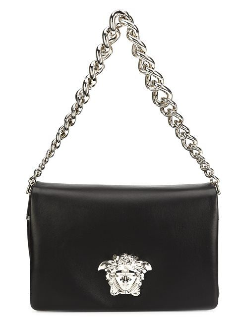 31a666fc389 VERSACE 'Palazzo Medusa' Sultan Bag. #versace #bags #shoulder bags #leather  #