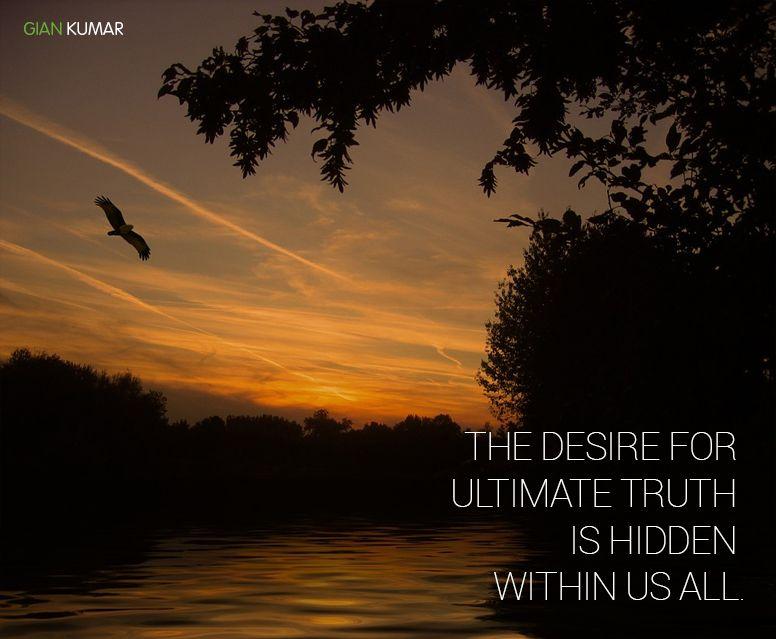 #UltimateTruth #HiddenTruth #GianKumar