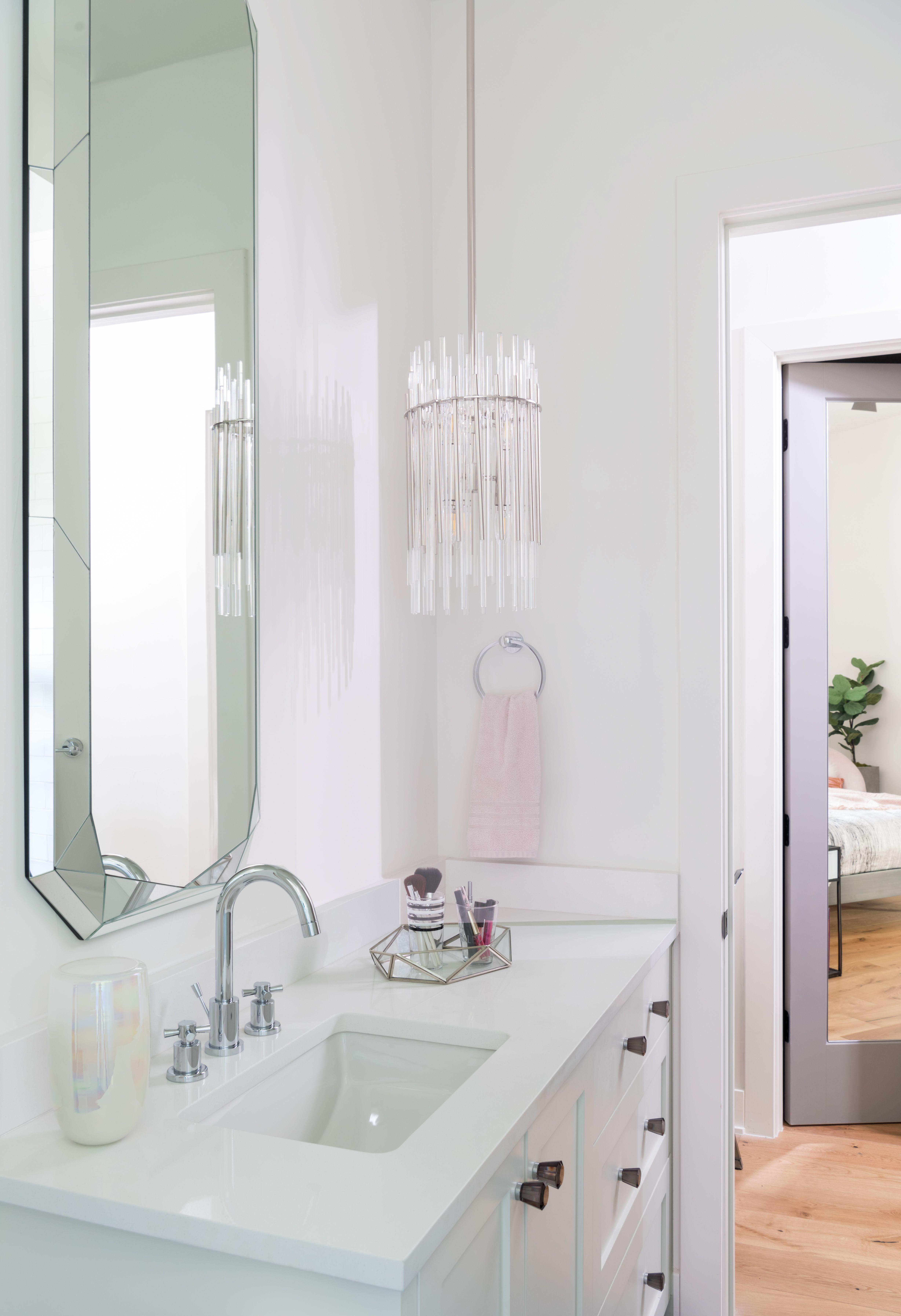 girls bathroom vanity white counter tops wood flooring on vanity bathroom id=69930