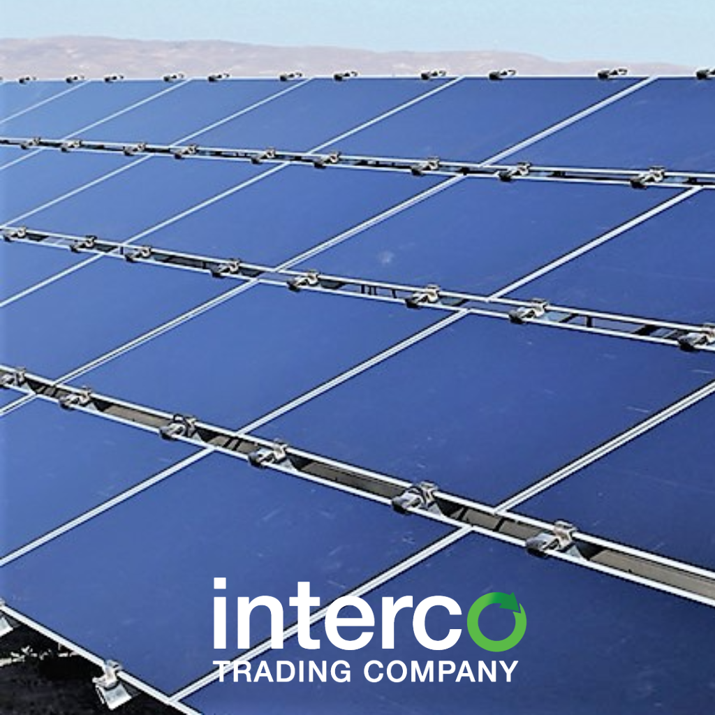 Did You Know That Interco Recycles Solar Panels Recycling Pv Cells From North America Caribbean Even Hawaii Find Out More Http Solar Panels Solar Pv Cells