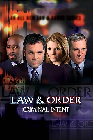 Law And Order Criminal Intent John S Absolute Fav Favorite
