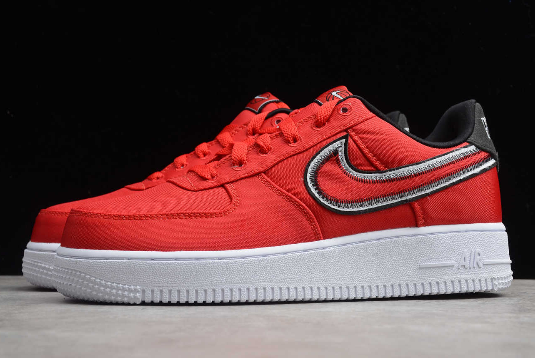 2020 Latest Nike Air Force 1 Low Reverse Stitch University