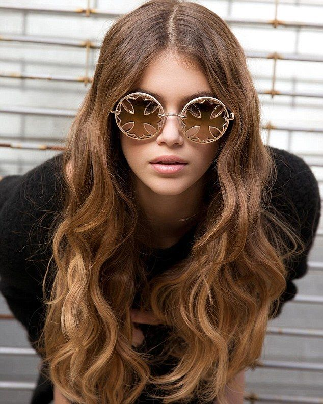 Kaia gerber tries out a short blonde do kaia gerber blondes hair style pmusecretfo Images