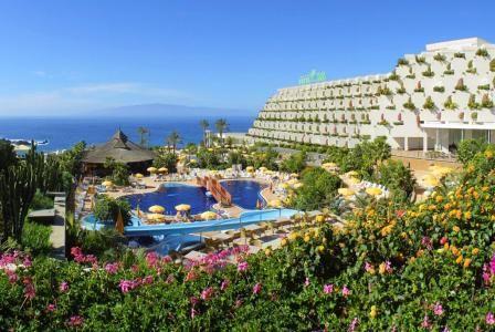 Club Lookéa Premium Playa La Arena Tenerife Séjour Espagne Look Voyages Iziva Com Sejour Espagne Tenerife Hôtel