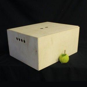 Piilo säilytyslaatikko - budjettiversio puulaatikosta