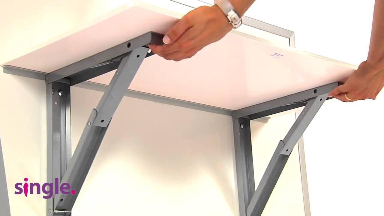 Fold Up Desk Ikea Home Furniture Design Fold Up Desk Wall Mounted Table Ikea Folding Table