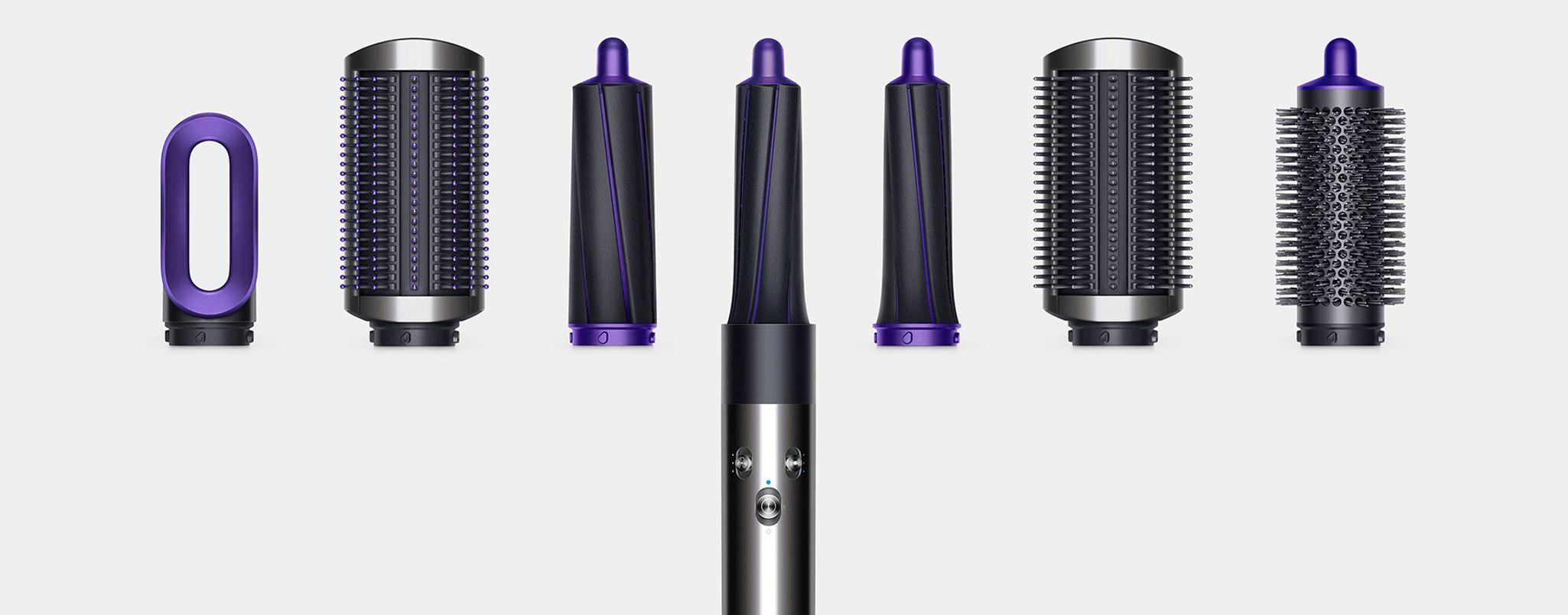 Dyson Airwrap™ attachments Hair styler, Hair tools, Wet hair