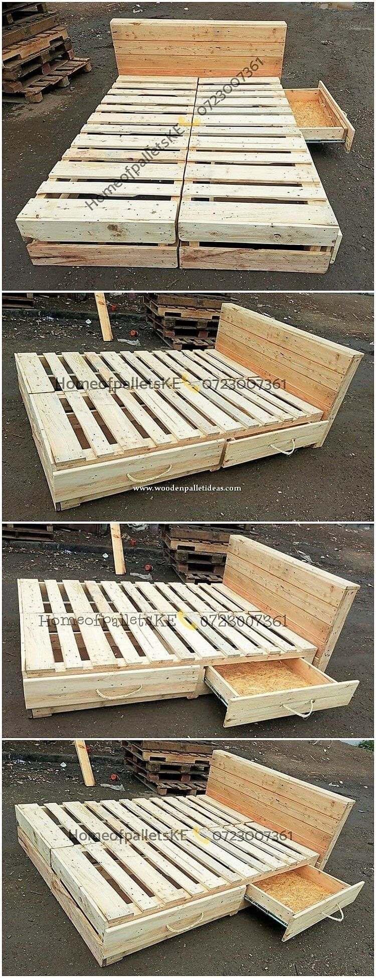 Photo of Inexpensive DIY Creations with Shipping Pallets – Wooden Pallet Ideas
