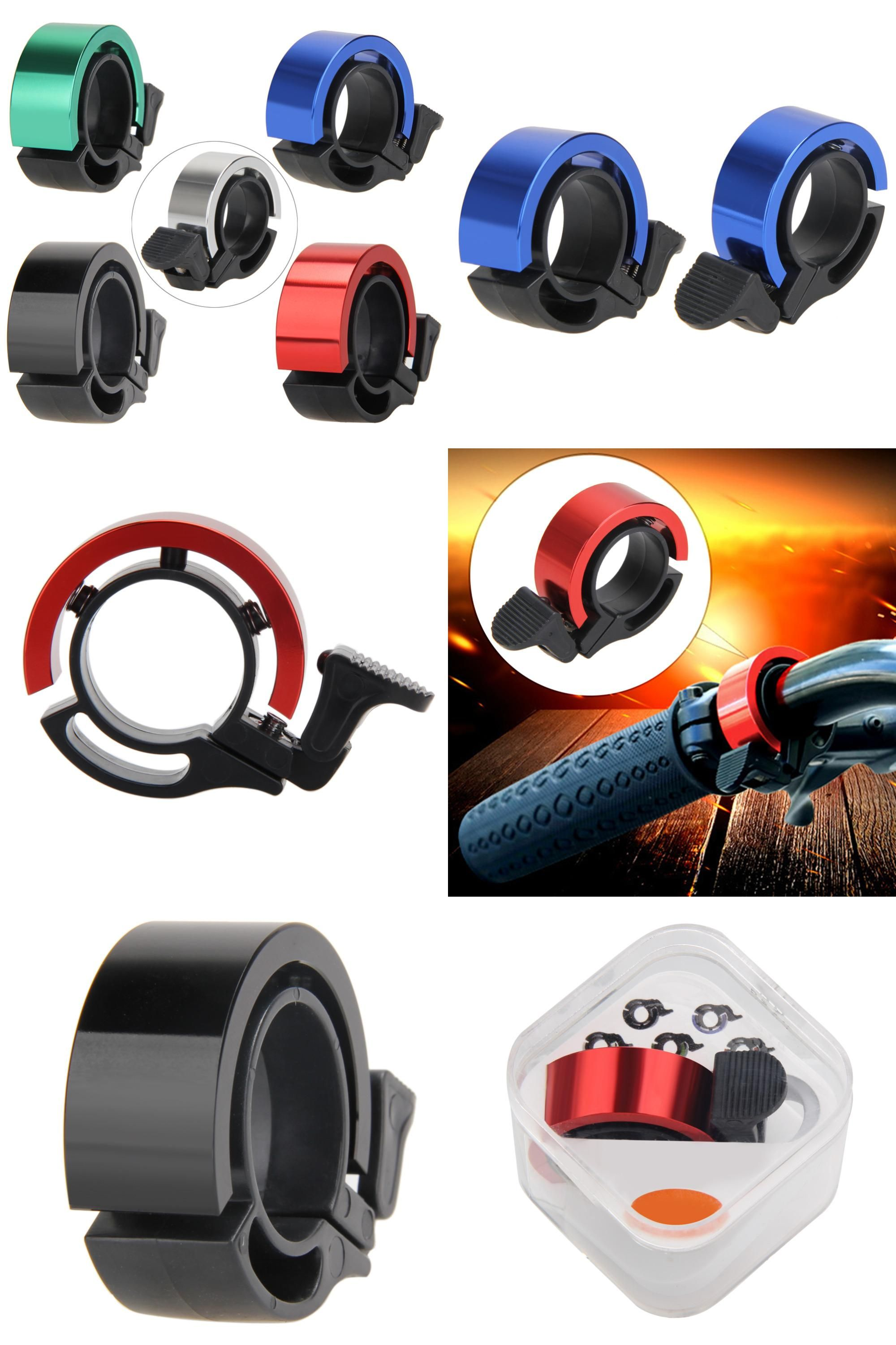 Bicycle Bells Cycling Bell Safety Bell Rings Mountain Bike High Quality Metal