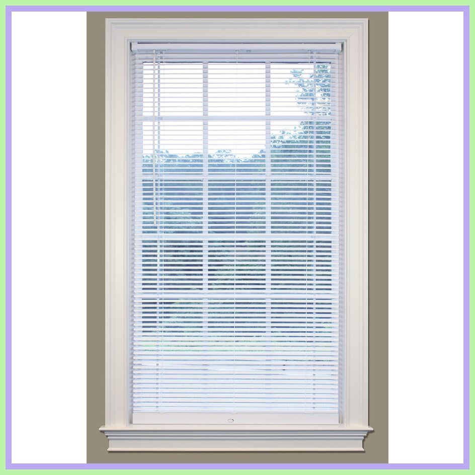 97 Reference Of Cordless Blind Door In 2020 Vinyl Mini Blinds Vinyl Blinds Blinds