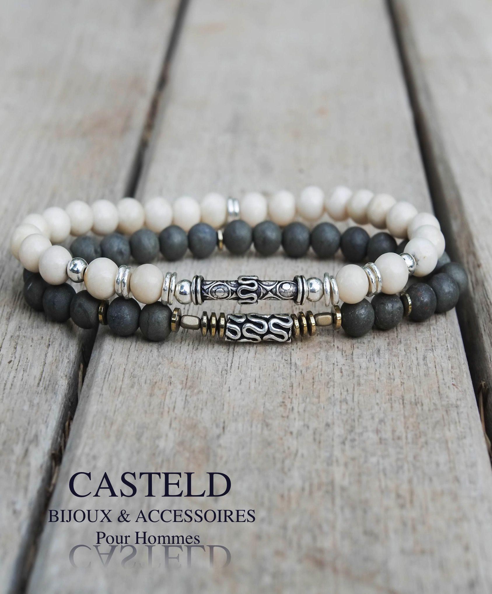pingl par casteld sur bijoux pour homme bracelet homme bijoux homme et bracelets. Black Bedroom Furniture Sets. Home Design Ideas