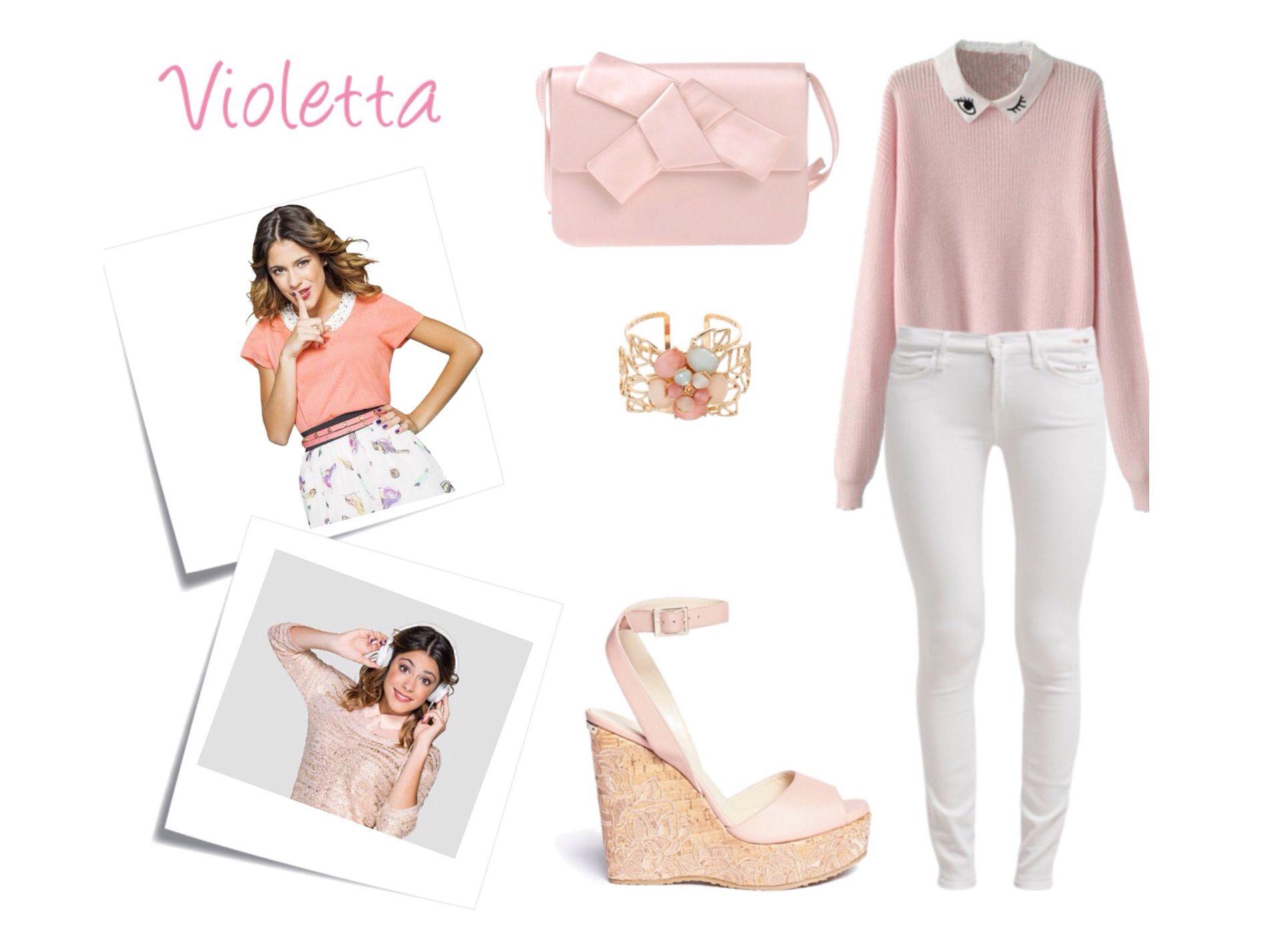 Violetta Tenu 1 Violetta Pinterest Clothes Clothing And Teen Girl Fashion