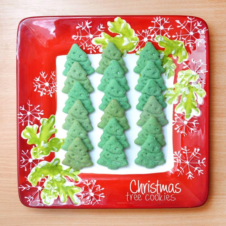 Christmas tree cookies #sweet #cookies #cookies #cute #painted #handmade #royal #icing #christmas #tree