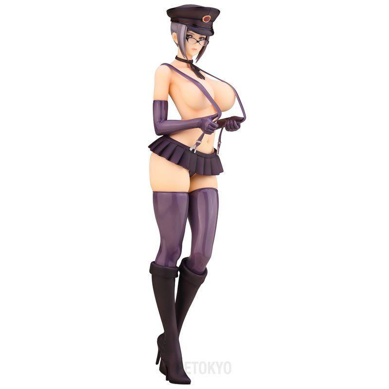 Prison School Meiko Shiraki 1//6 Scale PVC Figure
