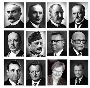 Suomen Presidentit Aikajärjestyksessä
