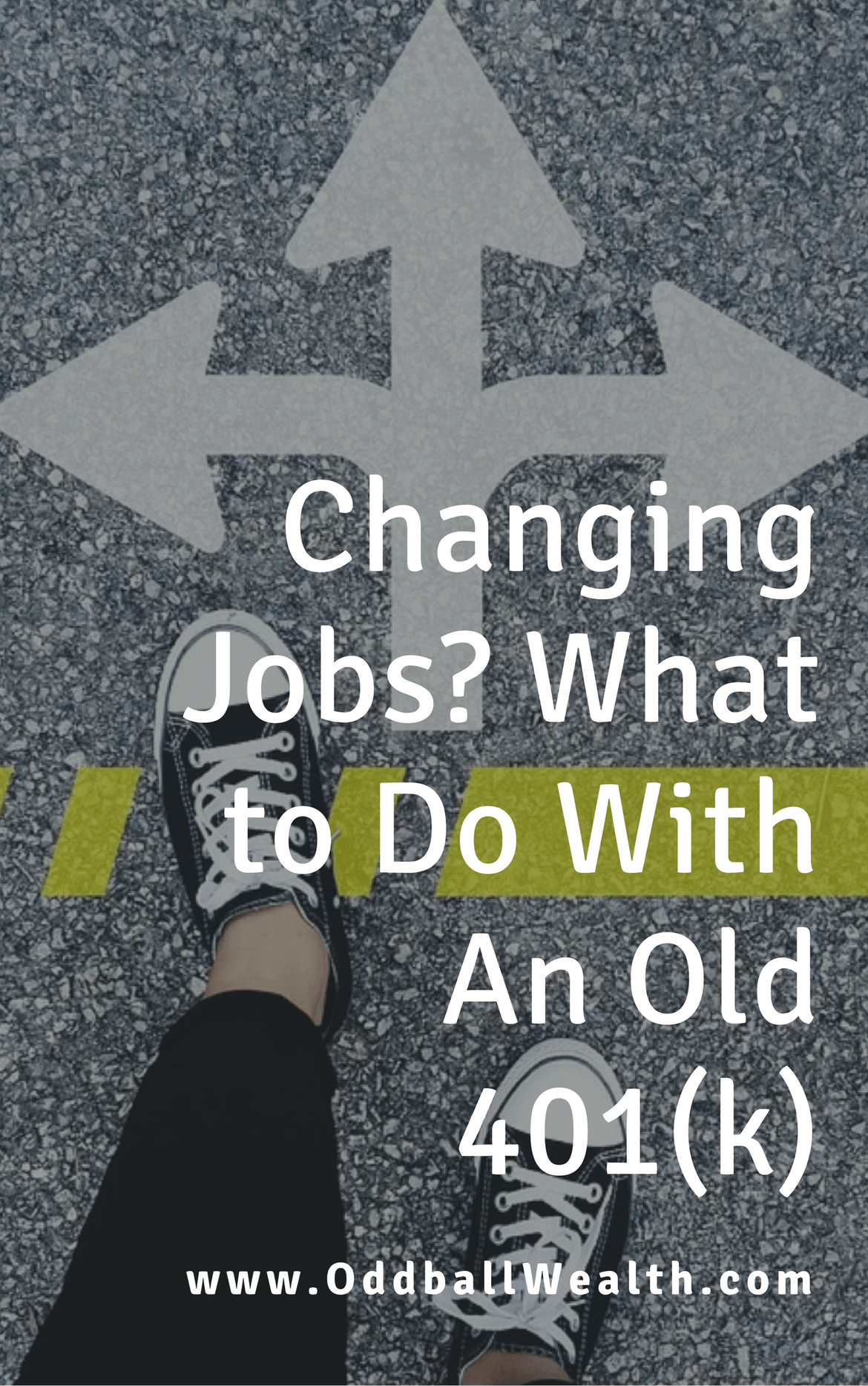 What to Do with Your Old 401(k) When Switching Jobs