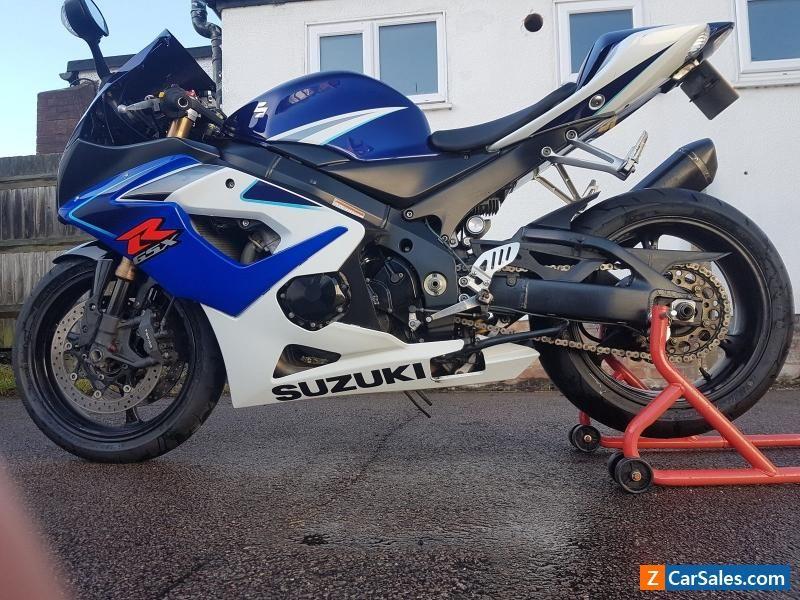 2006 Suzuki Gsxr 1000 K6 Blue Suzuki Gsxr1000k6 Forsale Unitedkingdom Sport Motorcycle Suzuki Gsxr1000 Suzuki Gsxr