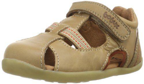 Däumling Timmy - Zapatos de primeros pasos de cuero bebé, color azul, talla 22