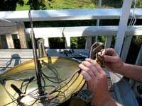 How to rewire an antique light fixture