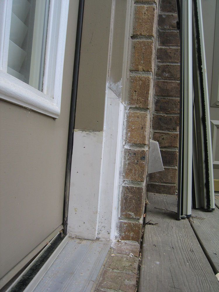 Doors Jambs: Repairing Rotted Door Jambs.