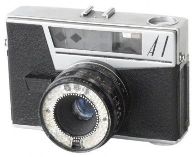 Soviet and Russian Cameras - Etude