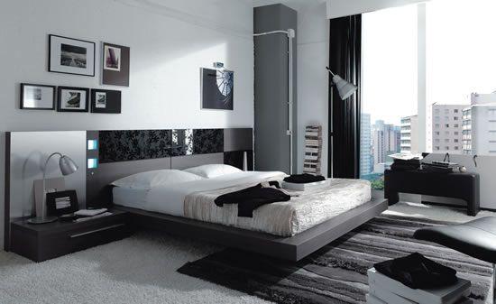 Decoracion de dormitorios modernos dise o de interiores for Decoracion habitacion matrimonio moderna