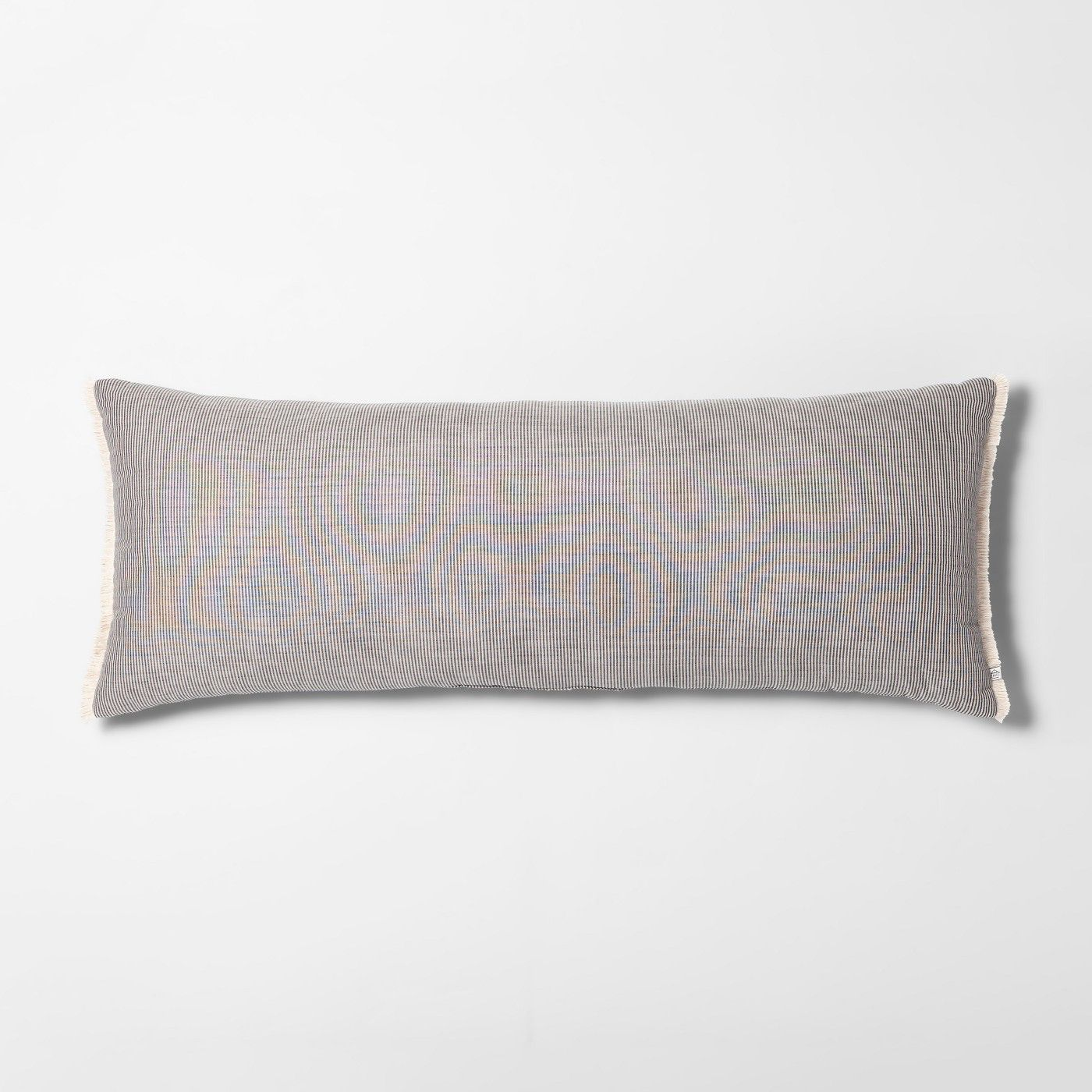 Lumbar Throw Pillow Striped Double Weave Hearth Amp Hand With Magnolia Lumbar Throw Pillow