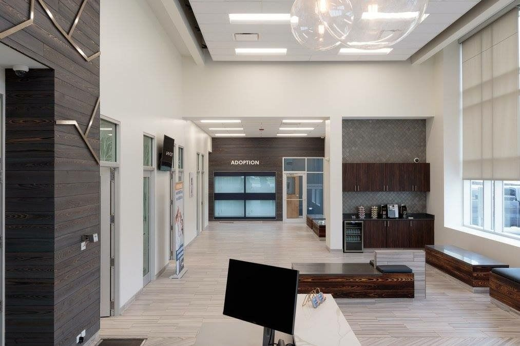 Coyne Veterinary Center Crown Point In Hospital Design