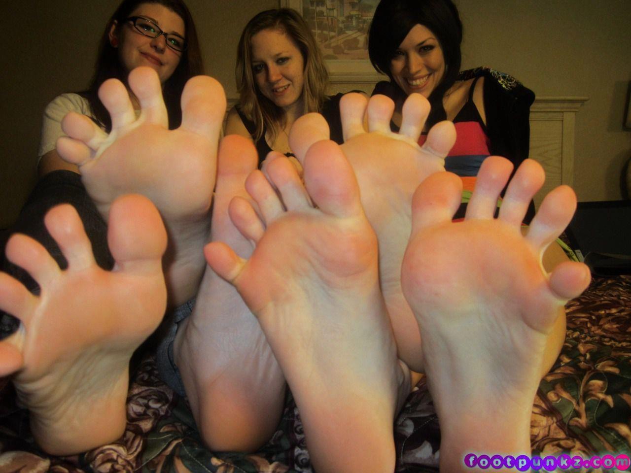 Soles Pretty Feet Teen Fødder, Fødder, Sexy Toes-4223