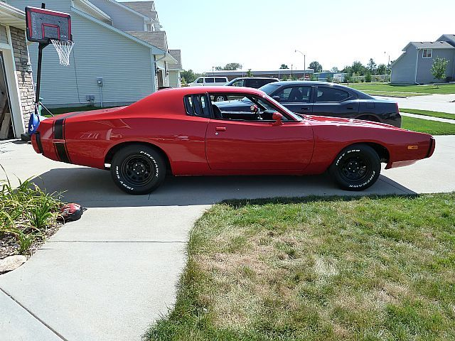 1973 Dodge Charger For Sale Des Moines Iowa Dodge Charger