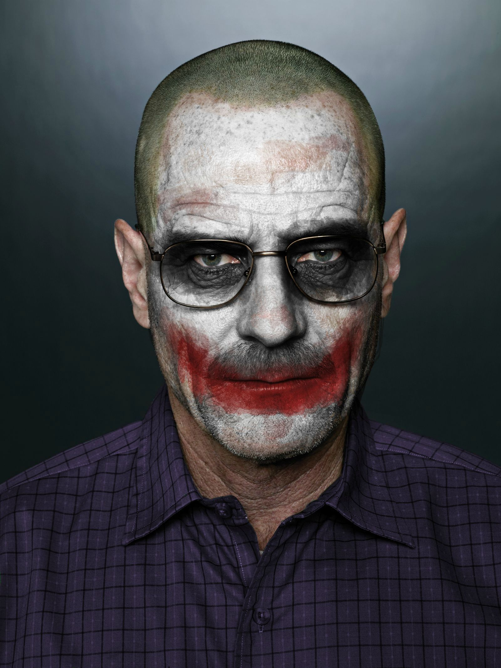Walter White as the Joker | Comics and other Geeky stuff ...