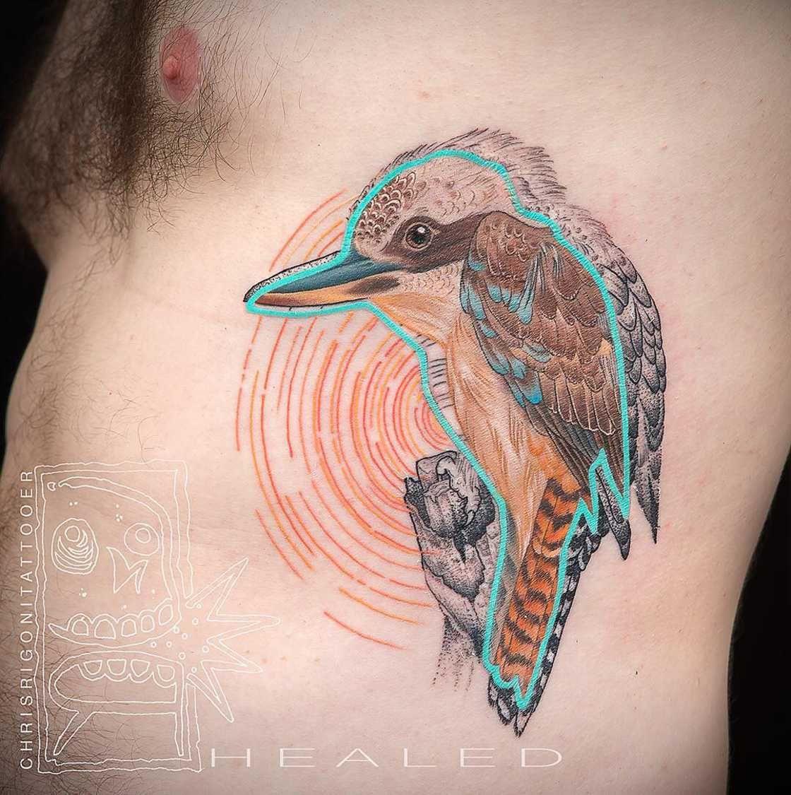 As tatuagens ultracoloridas de chris rigoni tattoo tatoo and tattos