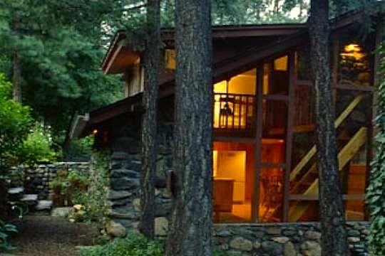 Forest Houses Resort Sedona Az Forest House Oak Creek Canyon Sycamore House