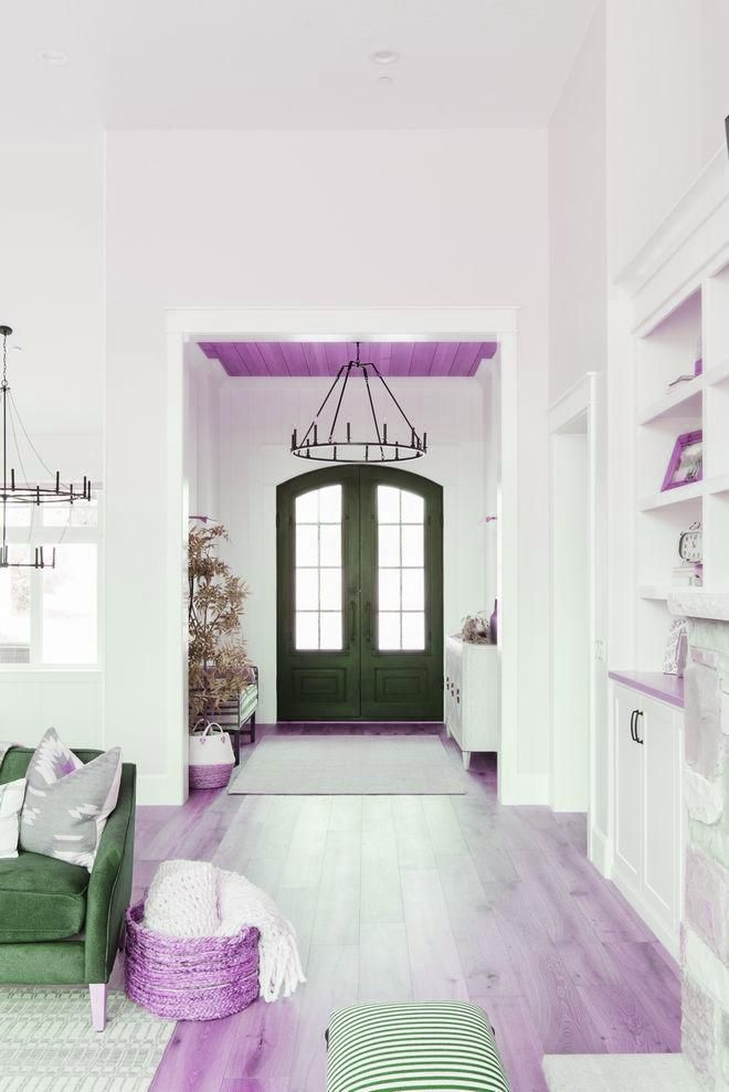 Photo of Home Interior Salas BM Classic Gray.Home Interior Salas  BM Classic Gray