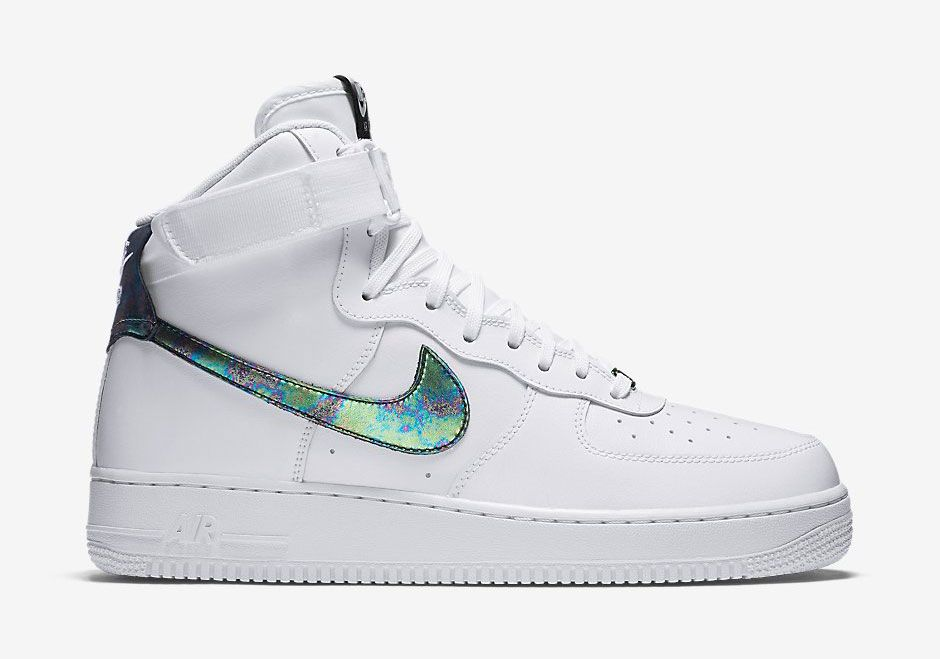 "Nike Air Force 1 Hi LV8 ""Iridescent"" 