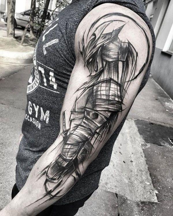 Sketch Arm Tattoo Sketch Style Tattoos Tattoos Sketch Tattoo