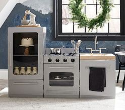 Chelsea All-in-1 Kitchen, Simply White, UPS | Kids rooms in ...