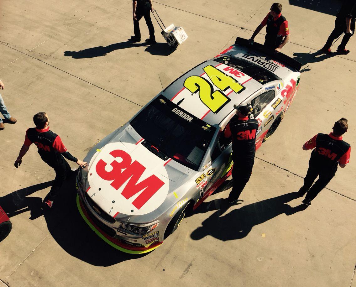 Ready to race Vegas 2015