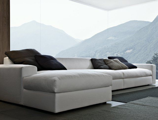 Comfortable Couches dune sofapoliform | comfortable couch, interiors and white couches