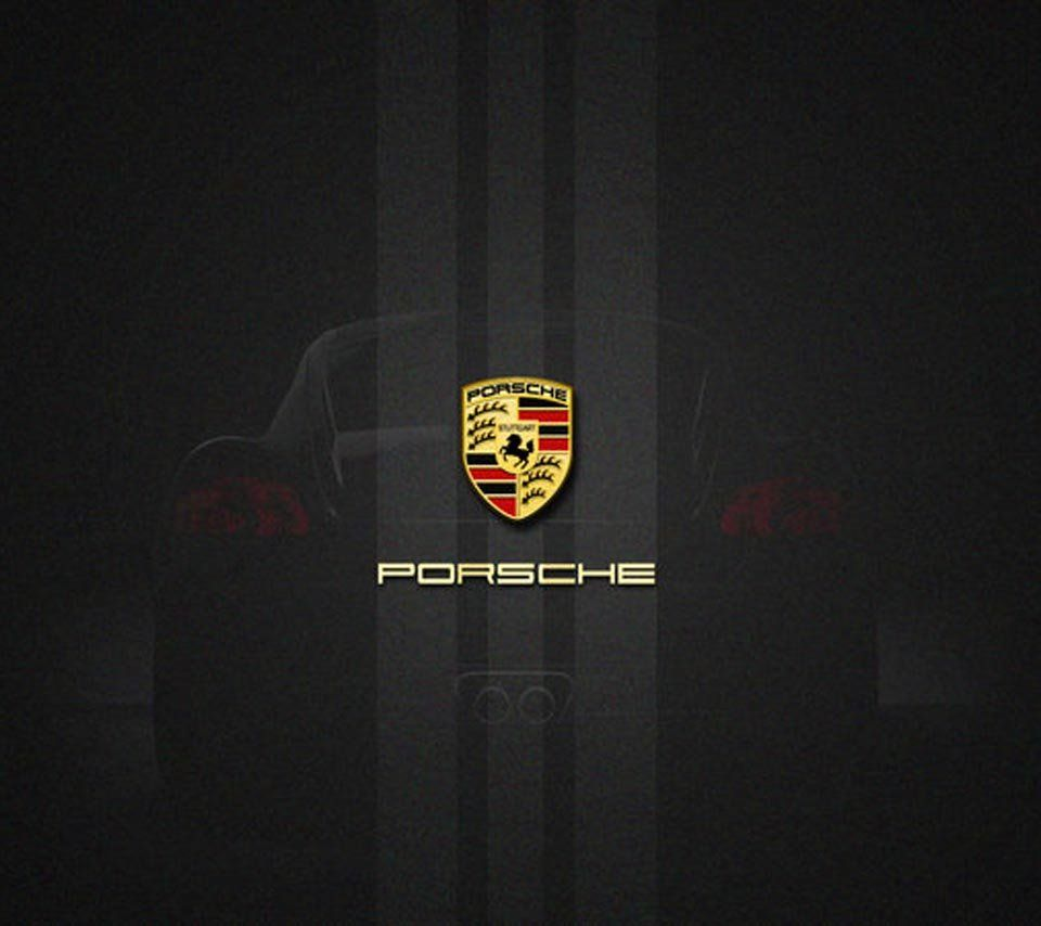 Porsche Logo Wallpaper For Android Automobile Wallpaper 1080p