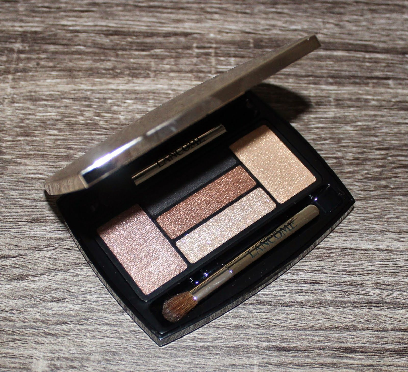 1a17c629353 Lancôme Hypnôse Drama Eyes Palette in Or Vendôme | Beyond Blush ...
