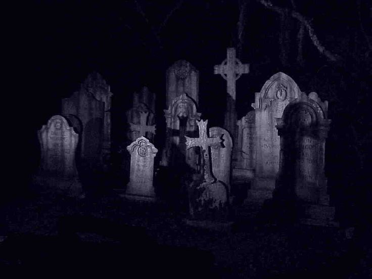 Image Result For Dark Spooky Graveyard Wallpaper
