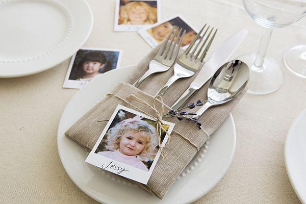 DIY Place Card Photos Name CardsDiy WeddingWedding IdeasWedding