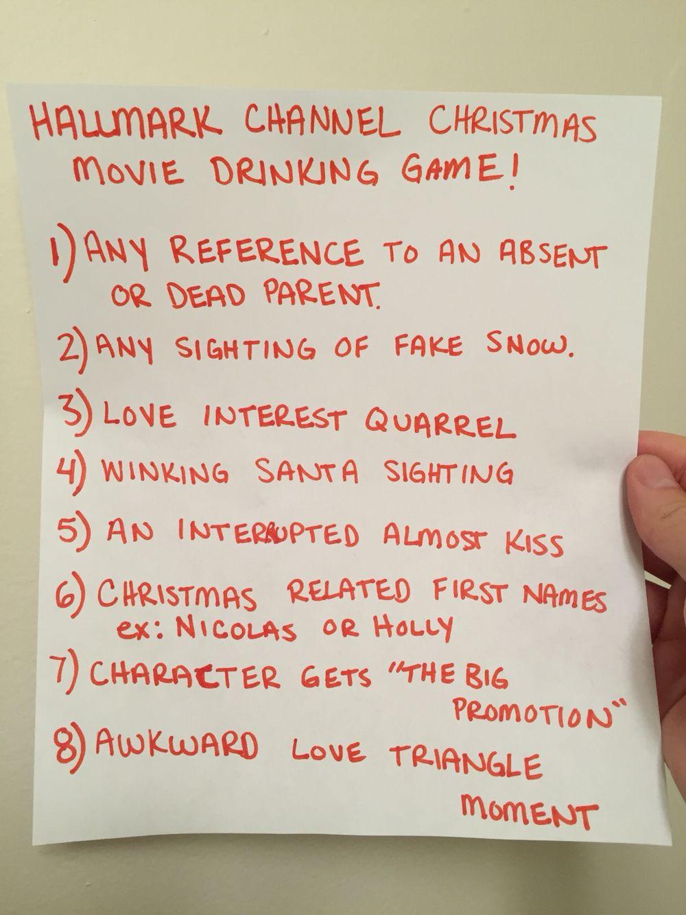 Christmas In July Hallmark Meme.The Hallmark Channel Christmas Movie Drinking Game Random